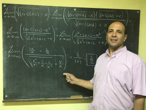 clases particulares matemática - física - química
