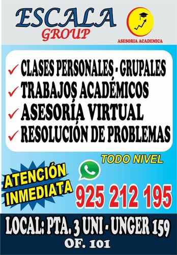 clases particulares matemáticas 925212195 profesor uni