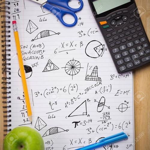 clases particulares  matemáticas física online o domicilio