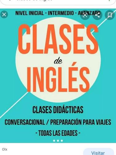 clases particulares online de ingles