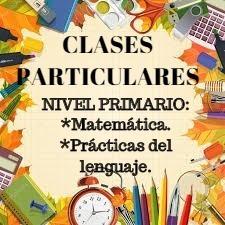 clases particulares para el nivel primario