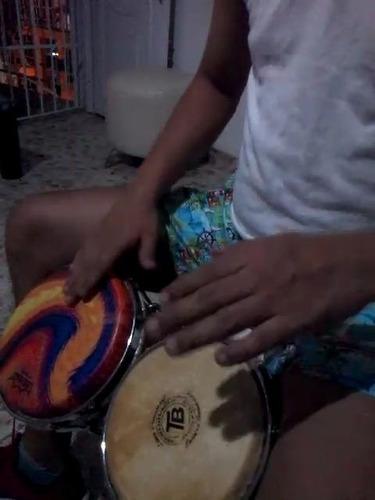 clases particulares prácticas de bongo y campana