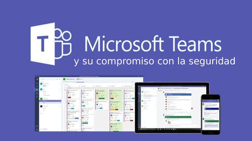 clases particulares y curso completo de microsoft teams