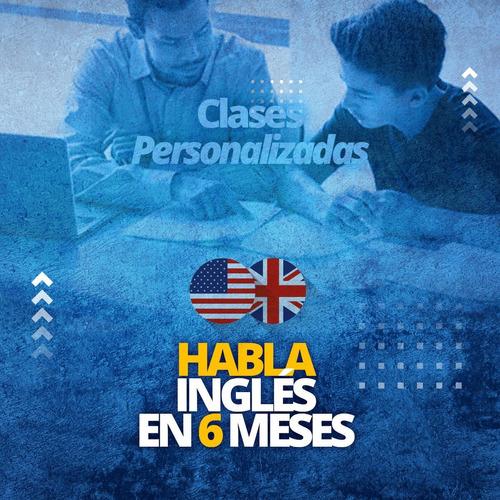 clases personalizadas de inglés, método acelerado