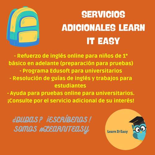 clases personalizadas de inglés online