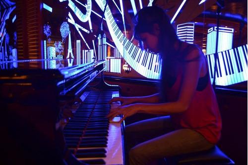 clases piano las