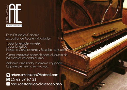 clases piano musical