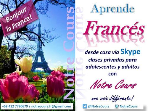 clases privadas de francès