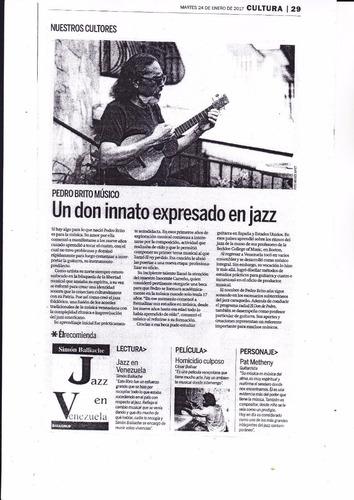 clases privadas de guitarra,cuatro  jazz y folclore vzlno
