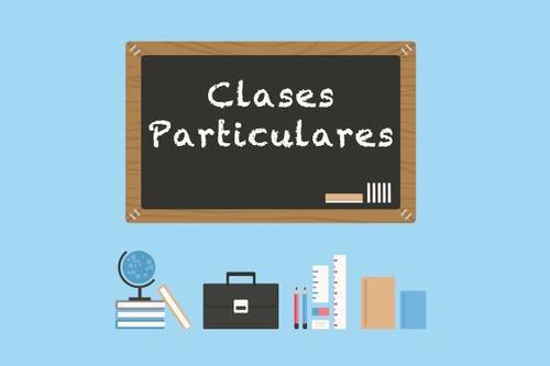 clases reforzamiento matemáticas ingles en maipú