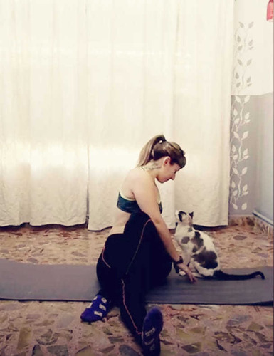 clases stretching gimnasia aerobica localizada online