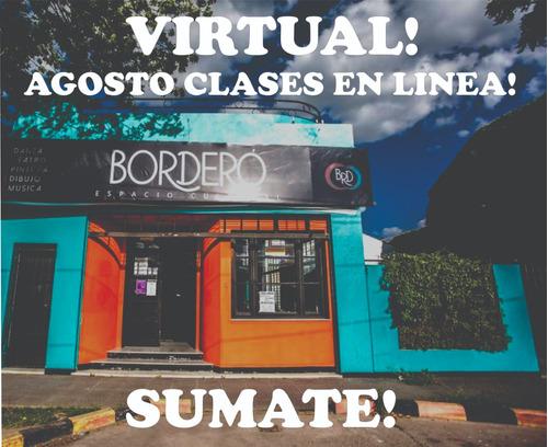 clases taller virtual bordero danzas y arte infantil