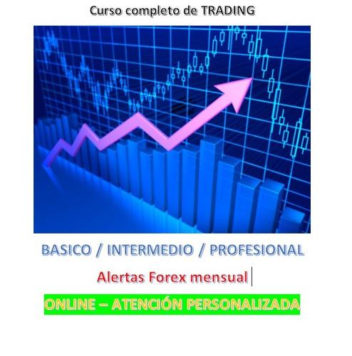 clases trading  forex / binarias / mercados