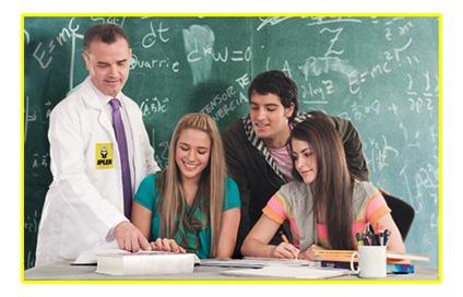 clases virtuales de física, química y matemáticas
