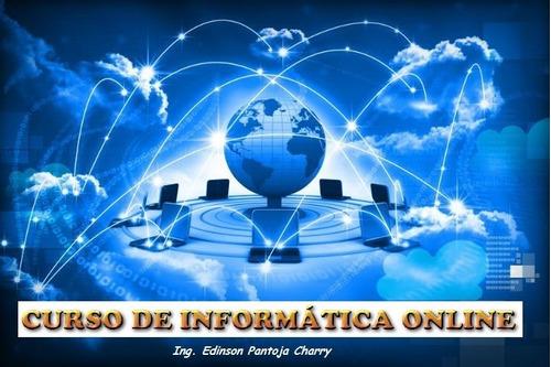 clases virtuales de informática básica y avanzada
