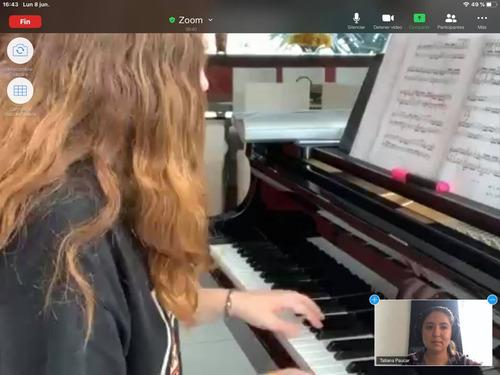 clases virtuales de música