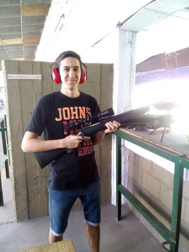 clases y cursos de tiro con armas de fuego