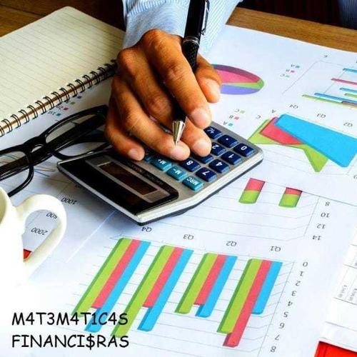 clases y resolución de trabajos en finanzas