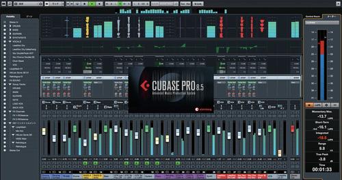 clases y tutoriales personalizados cubase, mezcla, mastering