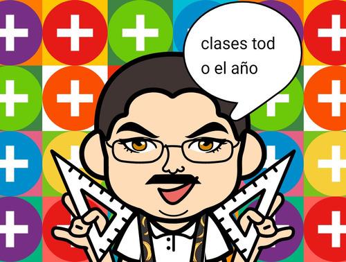 clasesvirtuales matematicalengua física biología química etc