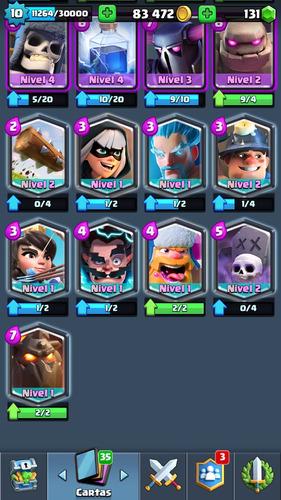clash royale +3700