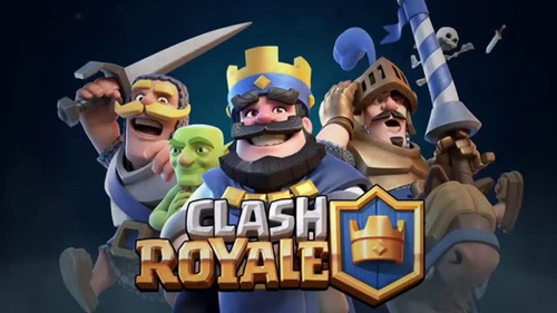clash royale muñecos set x 6 figuras - fair play toys