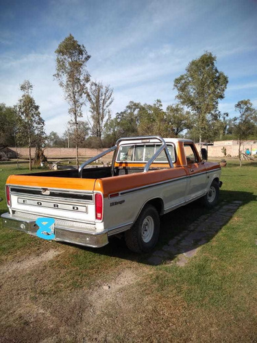 clasica ford ranger 1974