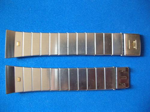 clasica y elegante pulsera para reloj citizen 14 mm
