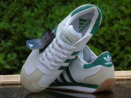 adidas clasicas verdes
