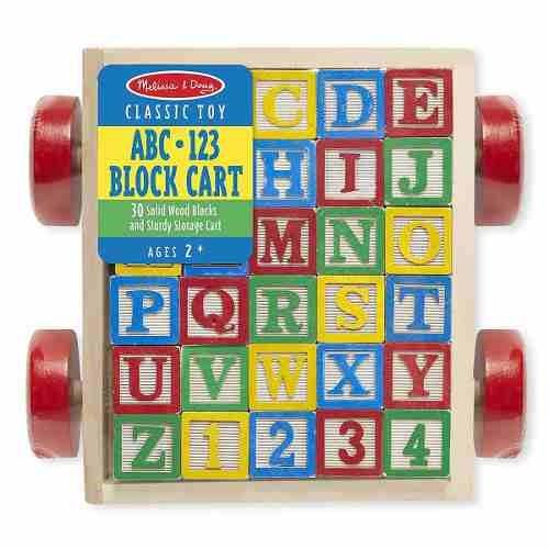 clásico abc bloque madera compra juguetes educa