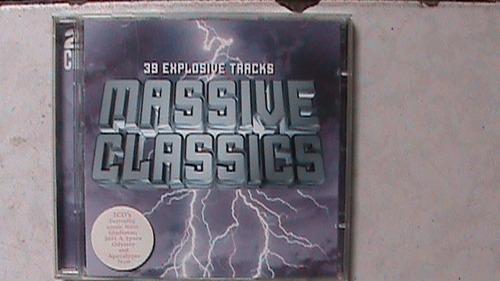 clasico cd doble de varios: massive classics made in u.k