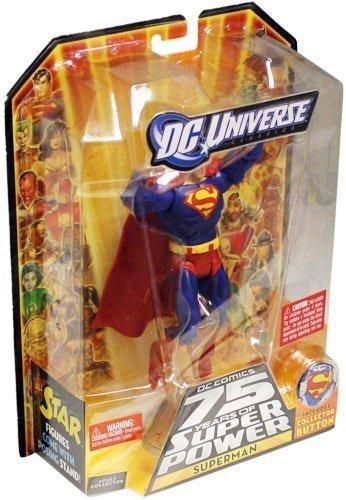 clásicos de dc universe: wave 13 superman action figure