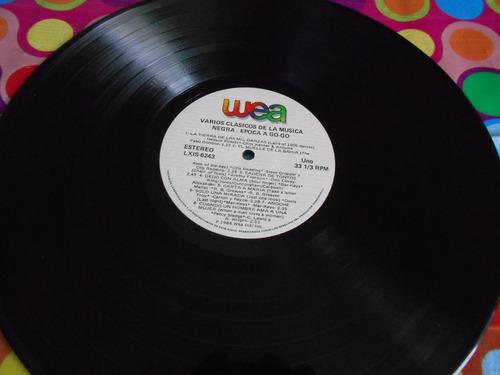 clasicos de la musica negra lp