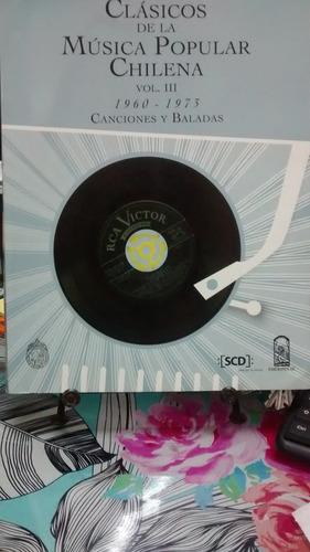 clásicos de la música popular chilena vol. iii