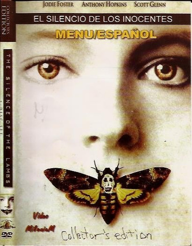 clasicos del cine, coleccion de 6 dvd´s.