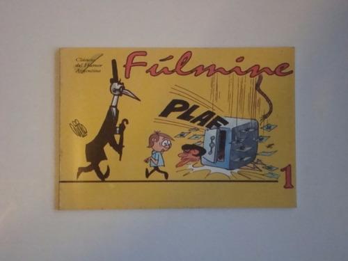 clásicos del humor argentino: fúlmine
