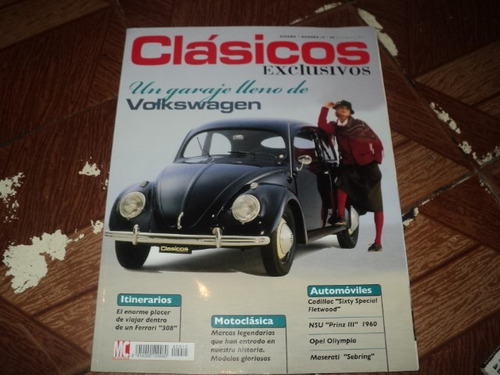 clasicos exclusivos n15 revista