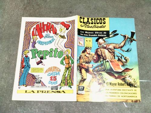 clasicos ilustrados #  153  la prensa