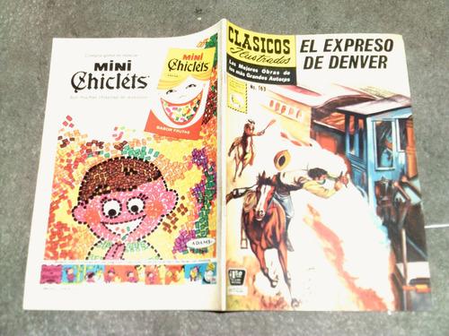 clasicos ilustrados #  163 la prensa