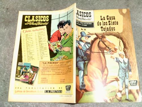 clasicos ilustrados #  84 la prensa