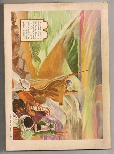 clásicos ilustrados extra los 10 mandamientos la prensa 1959