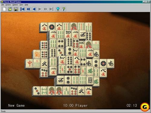 clasicos juegos de mesa