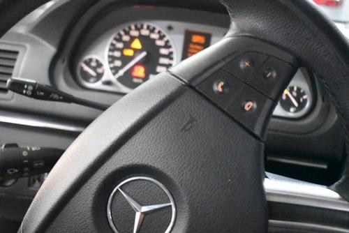 classe b 2.0 8v turbo gasolina 4p automático