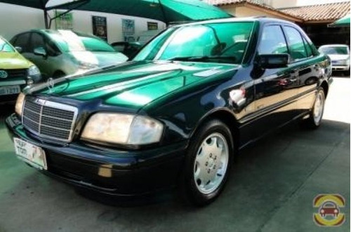 classe c 1.8 16v gasolina 4p manual