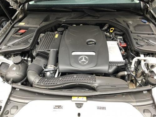 classe c 2.0 cgi avantgarde 16v gasolina 4p automático