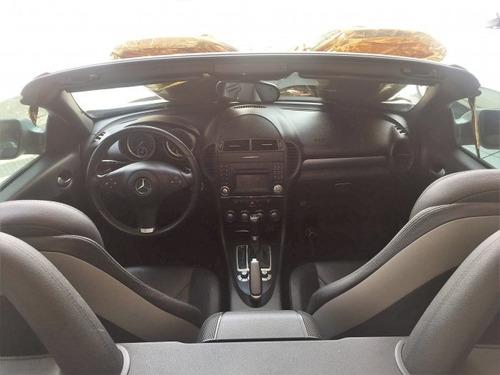 classe slk 1.8 kompressor roadster gasolina 2p automático
