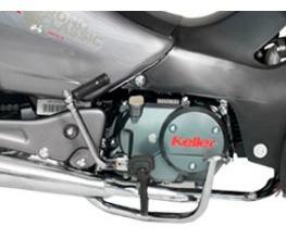classic 110 motos keller crono