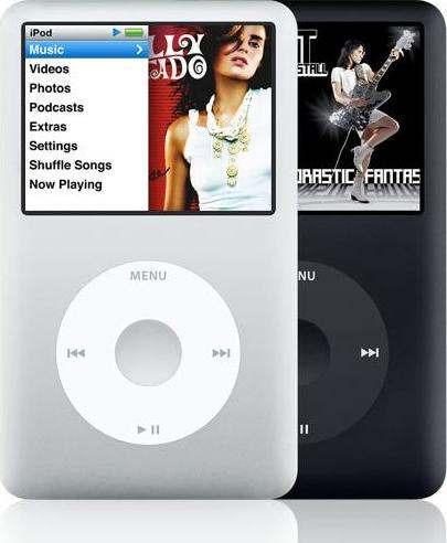 classic 120 ipod