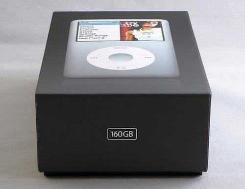 classic 160gb ipod