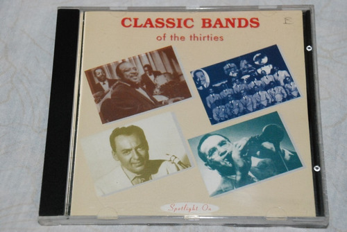 classic bands of the thirties cd